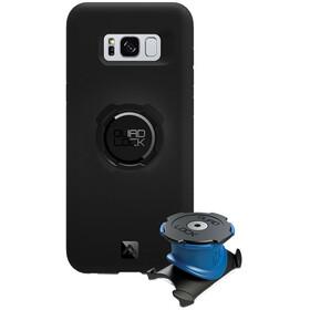 Quad Lock Bike Kit Samsung Galaxy S8+ , sininen/musta